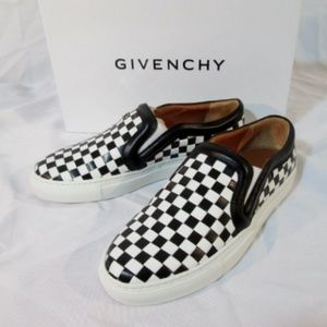 NEW GIVENCHY TRAINER Sneaker WOVEN LEATHER